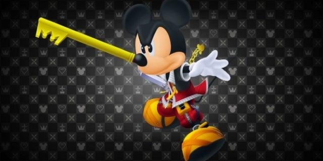 kingdom hearts 3 mickey