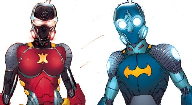 krypton season 2 nightwing and flamebird
