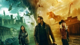 The Last Sharknado: It's About Time Posters