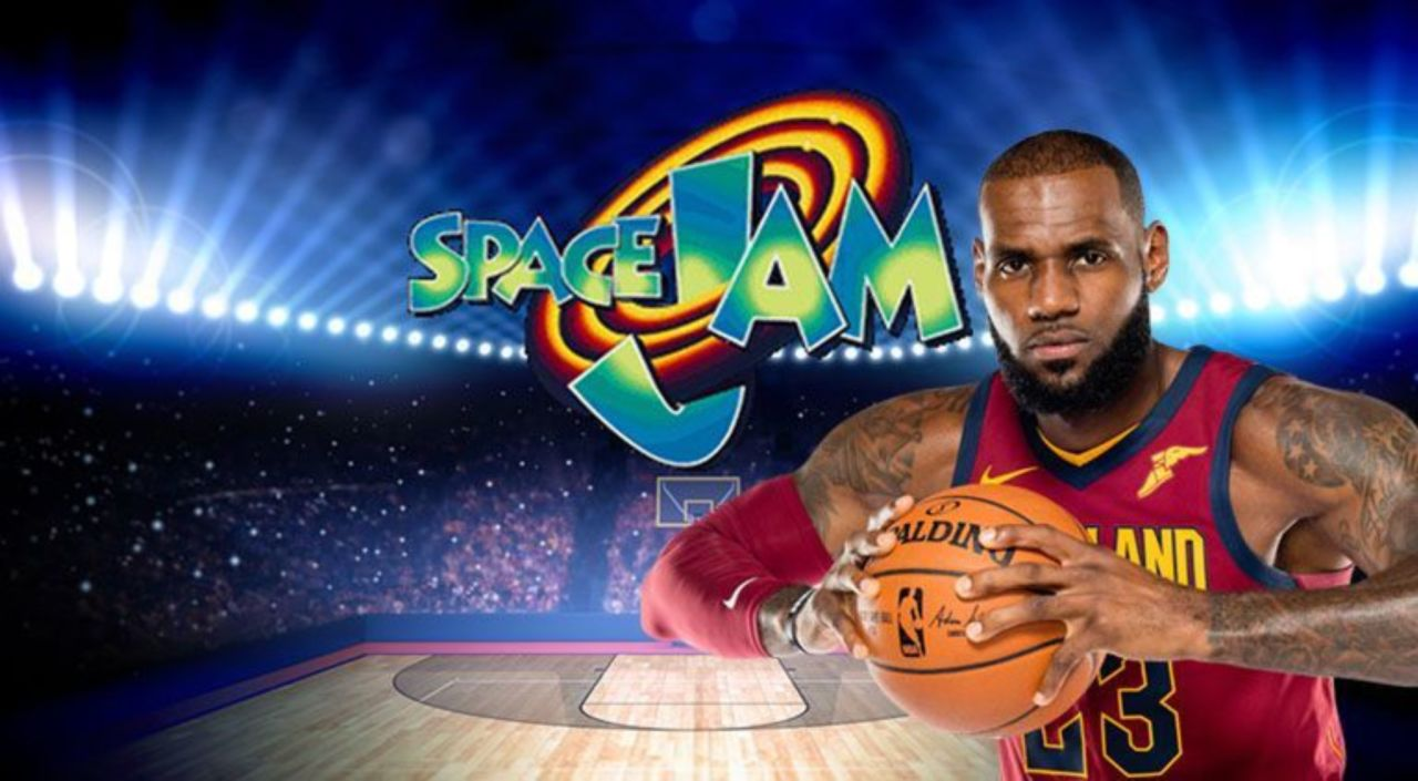 LeBron James  LA Lakers Decision Has Fans Excited About  Space Jam 2  f1cf13076
