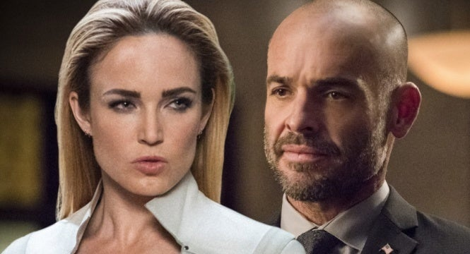 legends of tomorrow sara lance quentin lance arrow