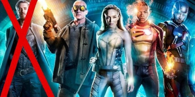 Legends of Tomorrow Season 4 No Rip Hunter Arthur Darvill