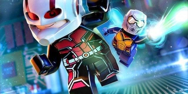 Lego Antman