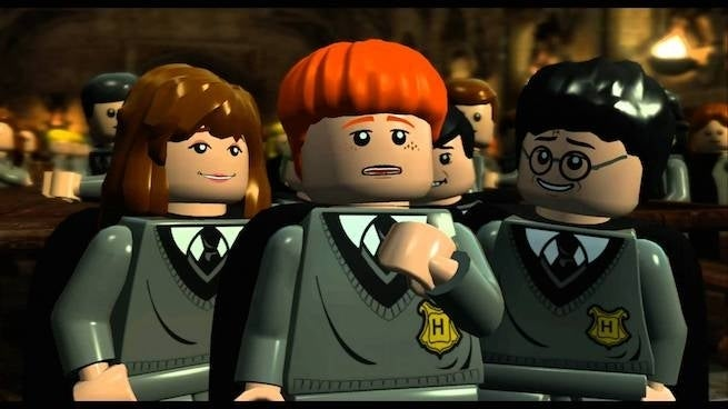 "Lego Harry Potter ""title ="" Lego Harry Potter ""height ="" 368 ""width ="" 655 ""data item ="" 1125720 ""/>    <figcaption> [Photo: Warner Bros. Interactive Entertainment] </figcaption></figure> <p> According to a UK retailer, <em> LEGO Harry Potter Collection </em> is coming to Nintendo Switch and the Xbox One. </p> <p> More specifically, a new issue of the Argos catalog claims the collection will come to the Nintendo and Microsoft platforms this November. The leaked listing was spotted by a Reddit user by the name of ""RoosterReviews,"" who posted the following: </p> <blockquote class="