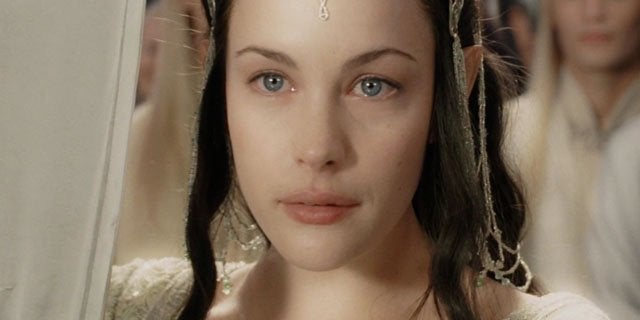 liv tyler lord of the rings arwen