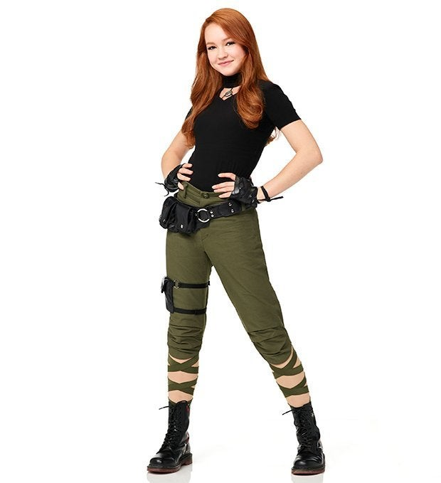 live action kim possible