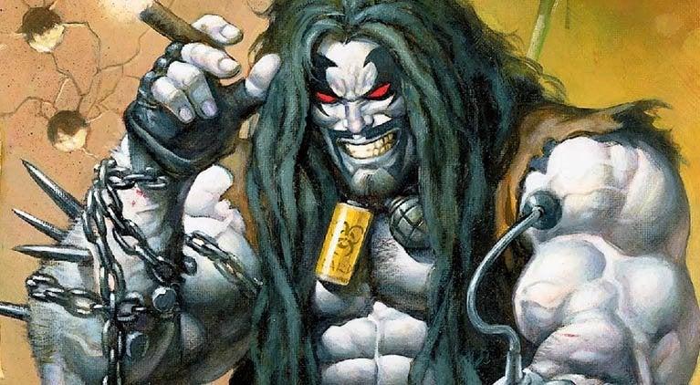 lobo krypton dc comics