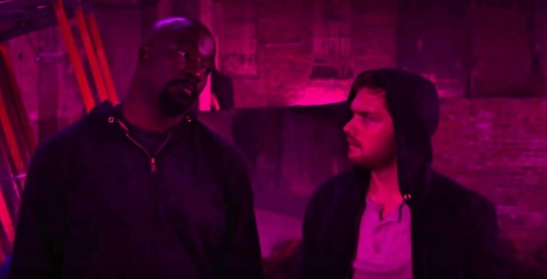 Luke Cage S2 Iron Fist