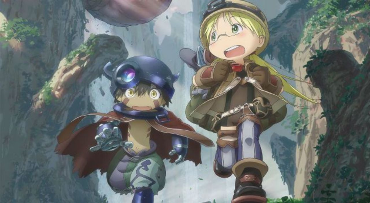 made in abyss  Made in Abyss' Reveals First English Trailer