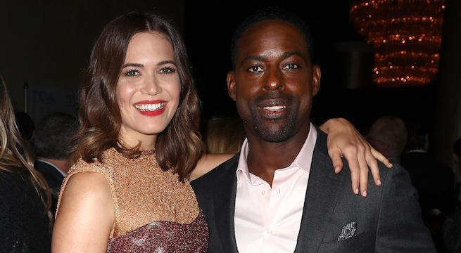 mandy-moore-sterling-k-brown-this-is-us_getty-Frederick M Brown : Stringer