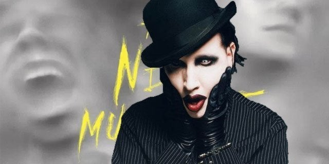 marilyn manson cry little sister new mutants