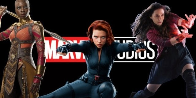 Marvel Studios women