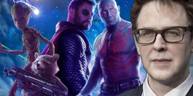 MCU Cosmic James Gunn COMICBOOKCOM
