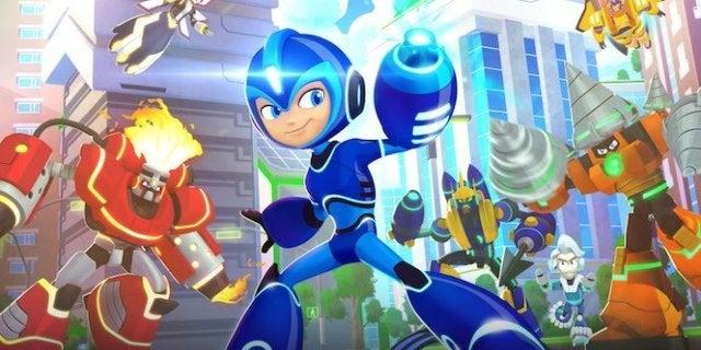 Mega Man Fully Charged
