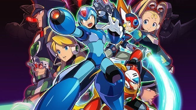 """Mega Man X """"title ="""" Mega Man X """"height ="""" 374 """"width ="""" 665 """"data element ="""" 1124534 """"/> [19659004] In just days, fans everywhere will be able to enjoy the <i> Mega Man X Legacy Collection </i> in two different volumes covering the full gamut of games that have come out over the years. [19659005] But could there be a new addition in history? A new clue has emerged indicating that we could see a new game in the <i> Mega Man X </i> saga. </p> <p> <b>  Eurogamer recently reported </b> a soundtrack booklet that goes for every game in the <i> Mega Man X </i> saga about the story, but after the listing for <i> X8 </i> it points to an interesting note ̵<div class="""