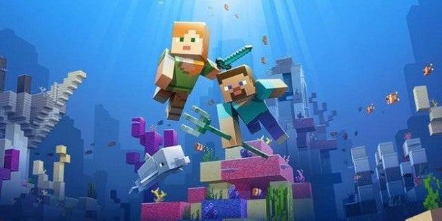 Minecraft Update Aquatic_