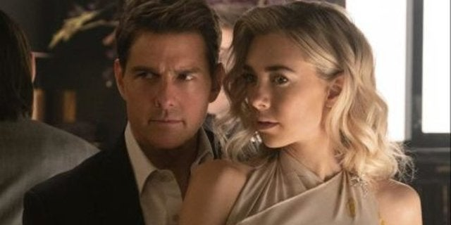 Mission Impossible 6 - Vanessa Kirby's White Widow is Max's Daughter