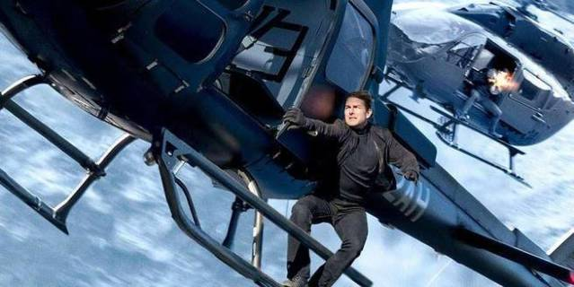 Mission Impossible Best Franchise - Stunts