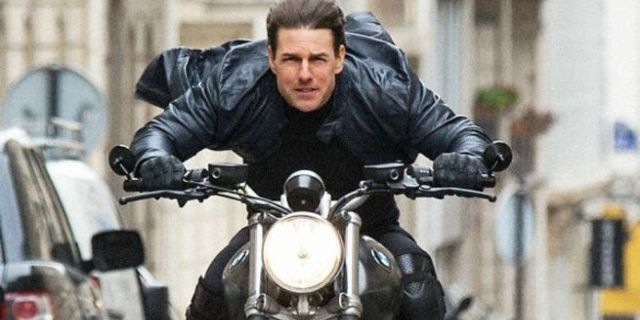 Mission Impossible Best Franchise - Tom Cruise