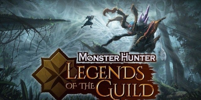 Monster Hunter Animation