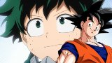 My Hero Academia 54 Dragon Ball Goku Easter Egg