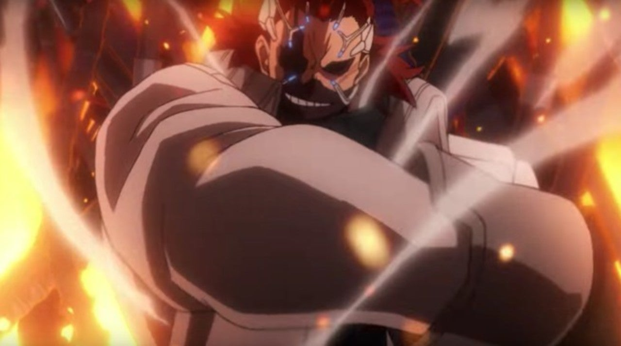 My Hero Academia Two Heroes Trailer Reveals Lots Of Epic New Footage