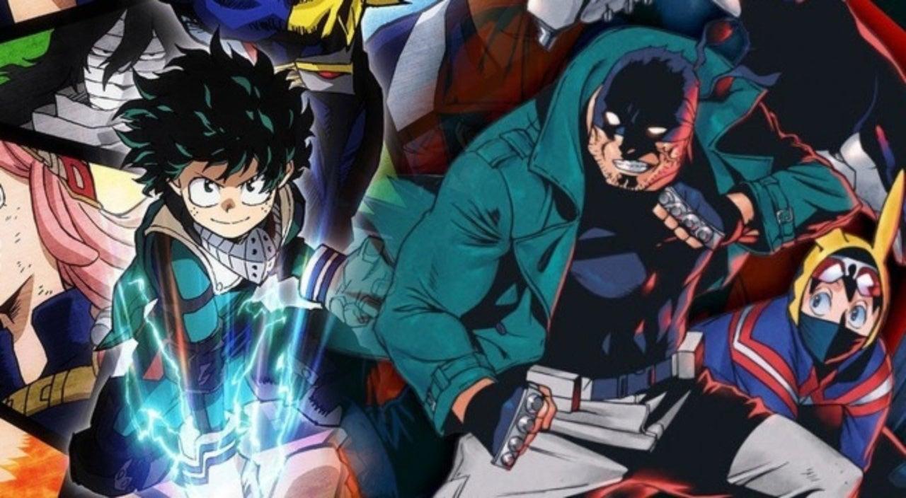 My Hero Academia Spin-Off Artist Rallies Behind 'Vigilantes' Anime