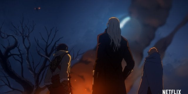 Netflix Castlevania Season 2 First Look Images