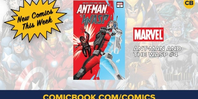 NEW Marvel, DC & Image Comics Out This Week: 08/01/2018 screen capture