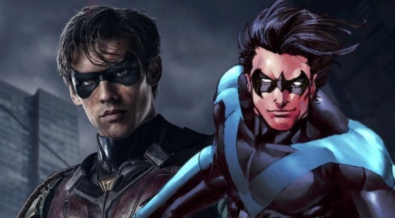 Titans' Minka Kelly Might Have Just Revealed First Look at Nightwing Costume