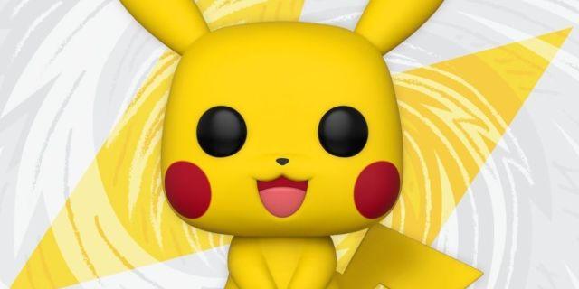 pikachu funko