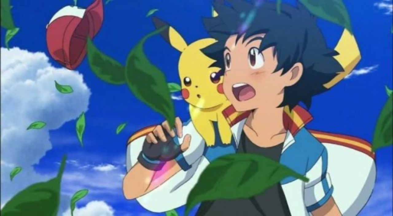 Pokemon animator shares new look at ash pikachu pokemon animator shares new look at ash pikachu thecheapjerseys Image collections