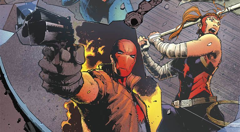 red hood outlaws jason todd