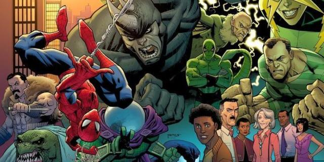 Review Amazing Spider-Man #1 - Cover