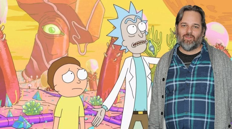 Rick and Morty Dan Harmon comicbookcom