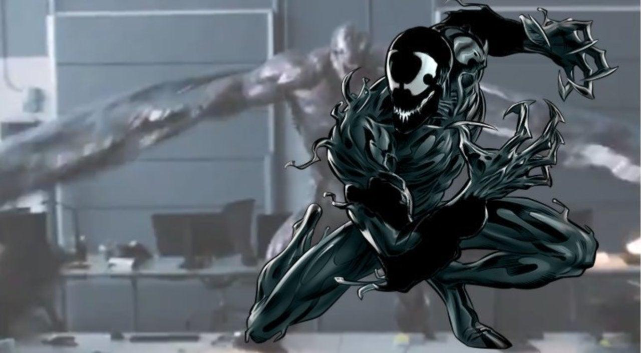 Riot (Venom 2018 - Marvel MC Skin) Minecraft Skin