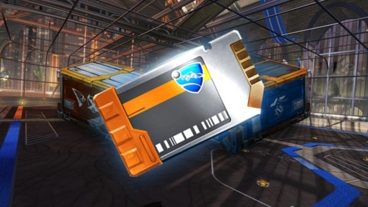 Ongekend Rocket League Now Allows Key Trading on the Xbox One ZQ-48