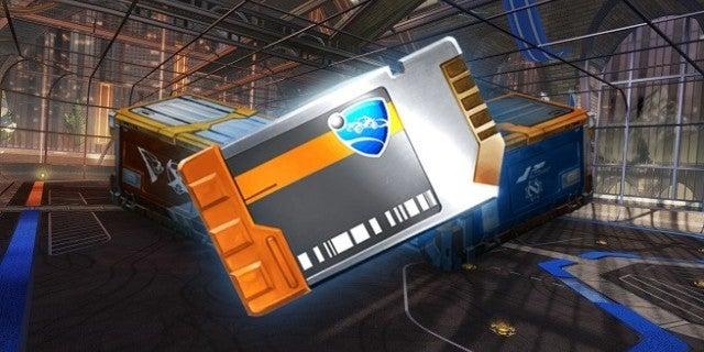 Rocket League Crates