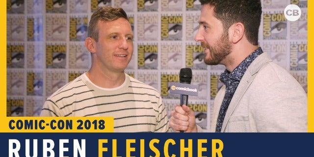 Ruben Fleischer - SDCC 2018 Exclusive Interview screen capture