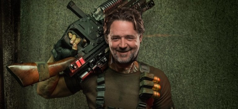 Rusell Crowe Cable comicbookcom