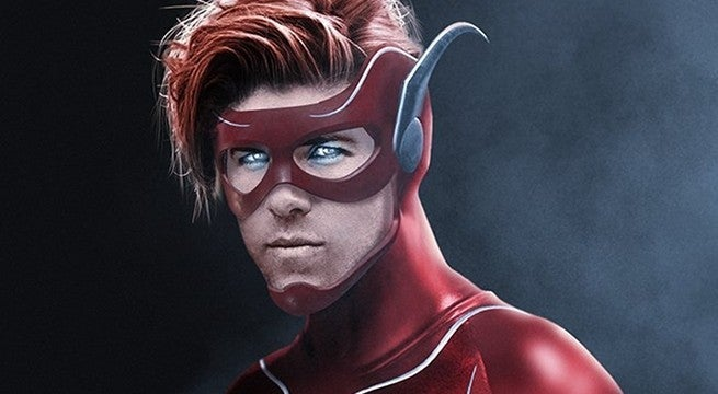 ryan-reynolds-the-flash-wally-west-fan-art