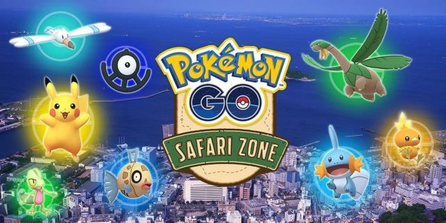 safari zone japan
