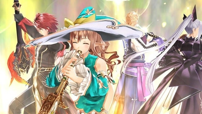 shining resonance header