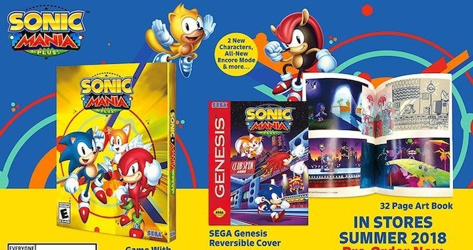 Sonic Mania 4
