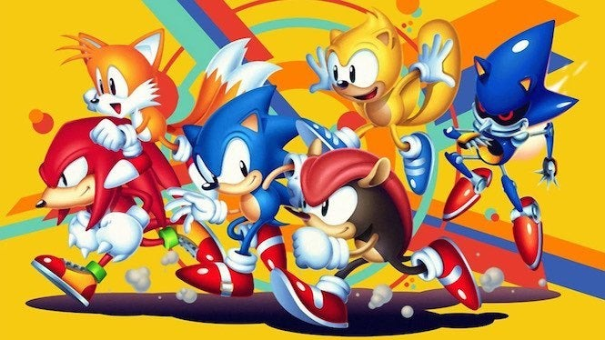 Sonic Mania Plus Is The Highest Rated Sonic Game In 25 Years