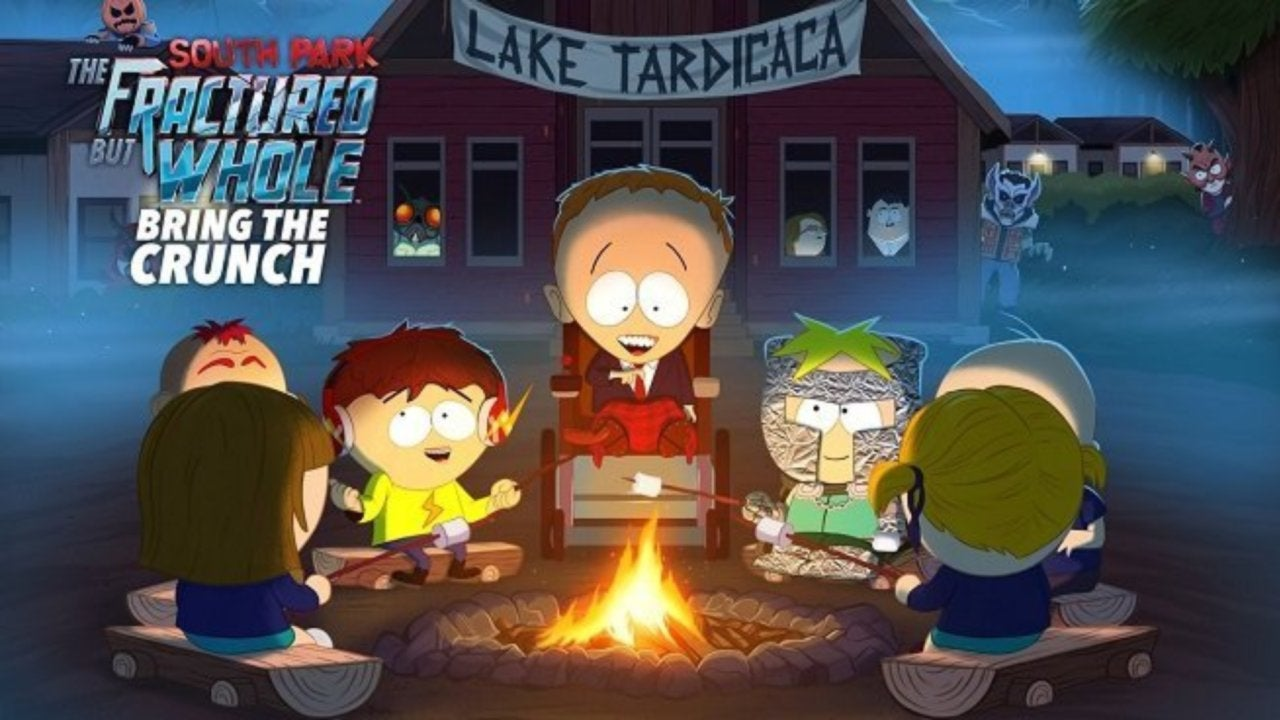 New South Park: The Fractured But Whole DLC Releasing This Month