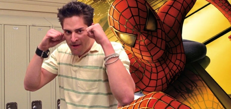 Spider-Man 2002 Joe Mangianello COMICBOOKCOM