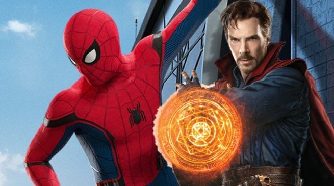 spider man far from home doctor strange