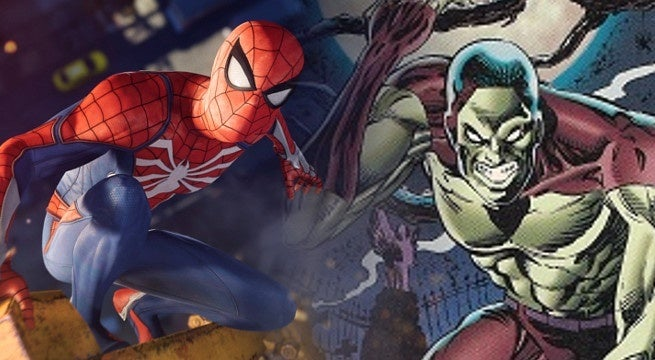 spider man ps4 carrion