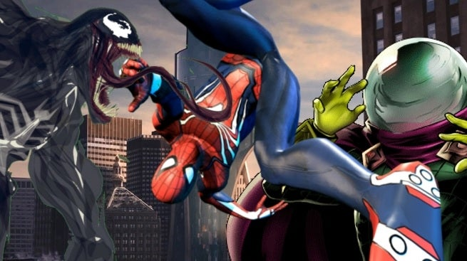 spider man ps4 villains